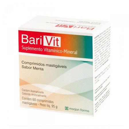 Suplemento Vitamínico-Mineral Barivit