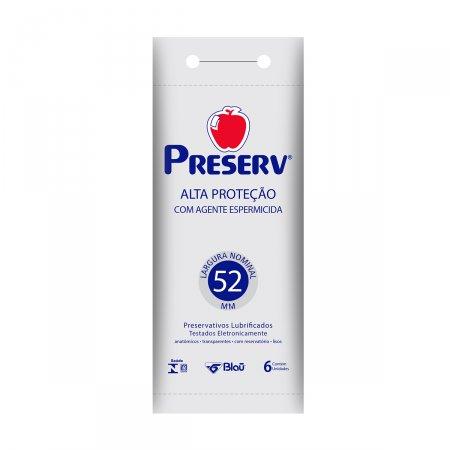 Preservativo Alta proteção