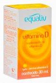Complexo Equaliv Vitamina D