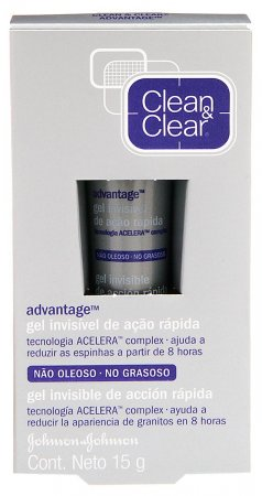 Gel Secativo Acne