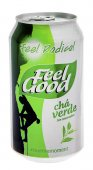 FEEL GOOD CHA VERDE COM LIMAO LATA 330 ML