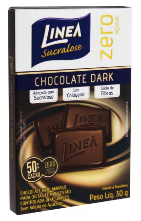 Chocolate Dark Zero Açúcar