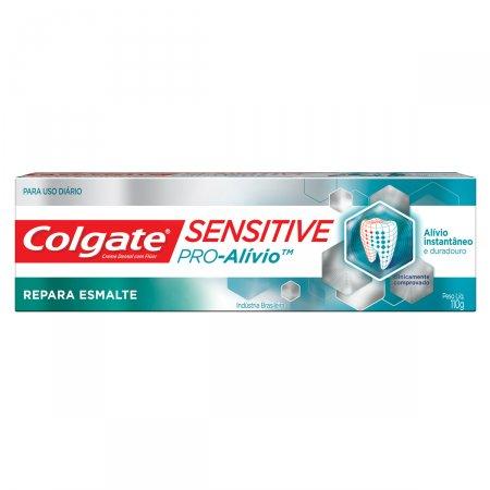 Creme Dental Colgate Sensitive Pró-alívio Repara Esmalte 110 Gramas | Drogasil Foto 2
