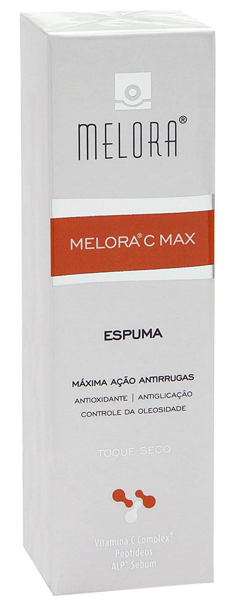 Espuma Facial Melora C Max 45ml