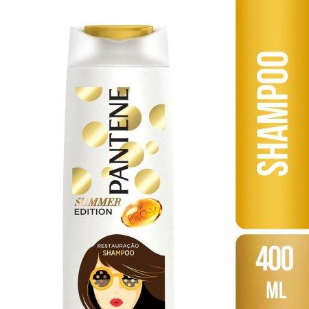 PANTENE SHAMPOO RESTAURACAO SUMMER 400ML