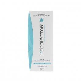 Gel Hidratante Vaginal Hidrafemme com 24g + 8 aplicadores