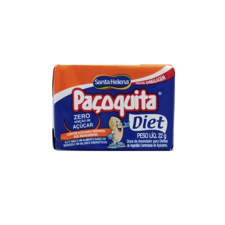 Paçoquita Diet