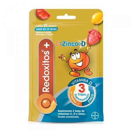 Redoxitos Vitamina C e D + Zinco