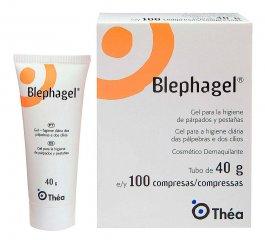 Demaquilante Blephagel com 40g