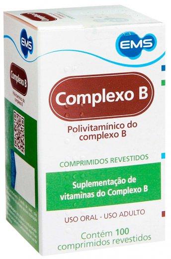 af8f2b06e Vitamina Complexo B