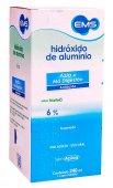 Antiácido Hidróxido de Alumínio 61,5mg Sabor Hortelã Suspensão Oral com 240ml