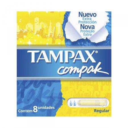 Absorvente Interno Tampax Compak Regular