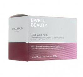 Colágeno Bwell Beauty com 30 sachês de 4g