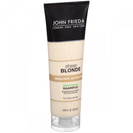 Shampoo Enhancing John Frieda Sheer Blonde Highlight Activating