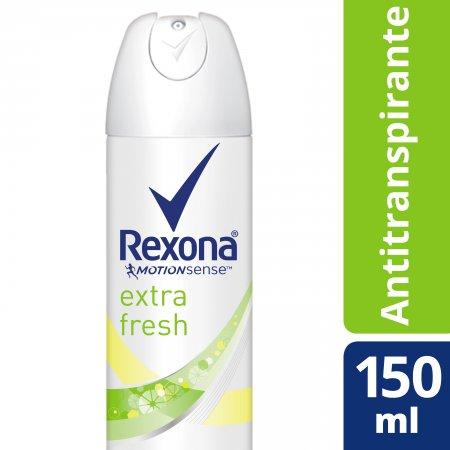 REXONA MEN DESODORANTE AEROSOL EXTRA FRESH 90G