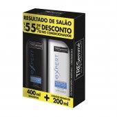 TRESEMME HIDRATACAO PROFUNDA SHAMPOO 400ML + CONDICIONADOR 200ML PRECO ESPECIAL