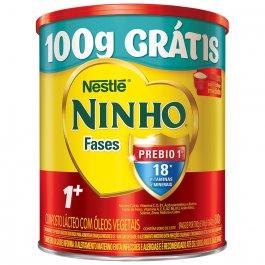 Fórmula Infantil Ninho Fases 1+ Leve 800g Pague 700g