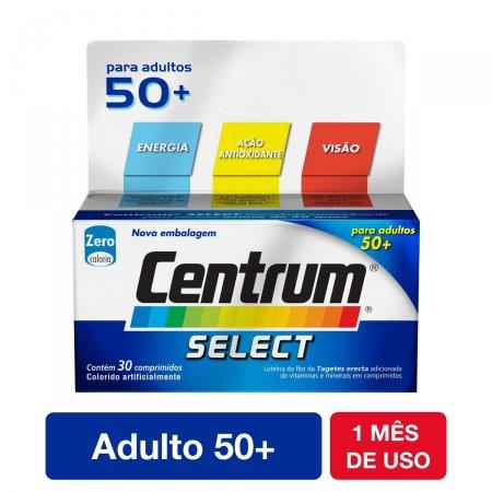 Centrum Select para Adultos 50+
