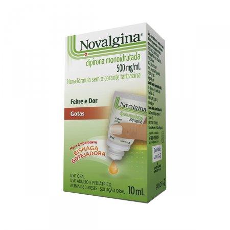 Novalgina 500mg/ml