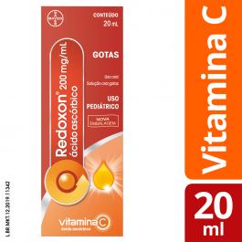 REDOXON VITAMINA C GOTAS 20 ML