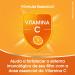 Redoxitos Vitamina C Sabor Laranja com 25 Gomas   Drogaraia.com Foto 5