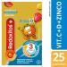 Redoxitos+ Sabor Mix de Frutas com 25 Unidades | Drogasil.com Foto 2