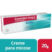 Canesten 10mg/g Creme Dermatológico com 20g