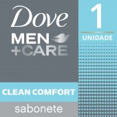 Sabonete Dove Men Care Clean Confort