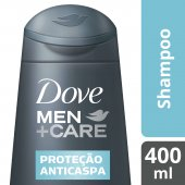 DOVE MEN SHAMPOO PROTECAO ANTICASPA  400ML