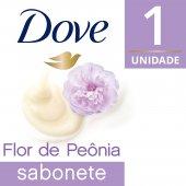 Sabonete Dove Creme e Flor de Peônia