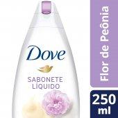 Sabonete Líquido Dove Creme e Flor de Peônia