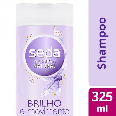 Shampoo Seda Brilho e Movimento