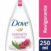 Sabonete Líquido Dove Go Fresh Romã e Verbena
