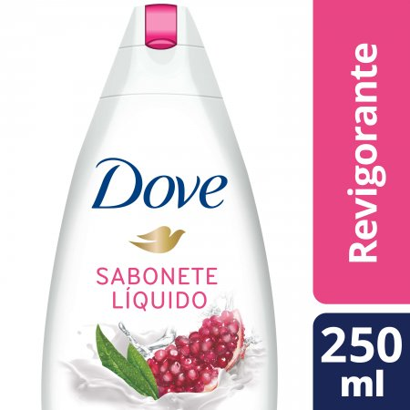 DOVE SABONETE LIQUIDO REVIGORANTE 250ML