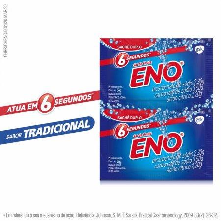 ENO SAL DE FRUTAS ENVELOPE REGULAR 5 G