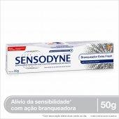 Creme Dental Sensodyne Branqueador Extra Fresh Para Dentes Sensíveis