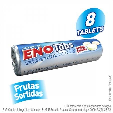 Sal de Frutas Eno Tabs