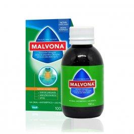 Solução Antisséptica Bucal Malvona com100ml