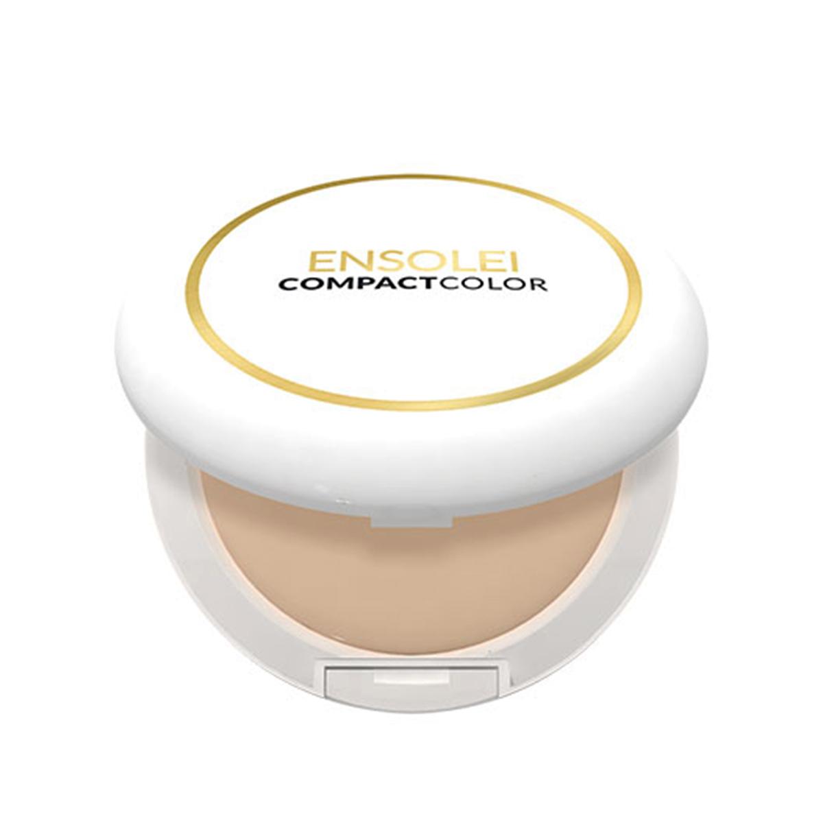 Base Facial Compacta Profuse Ensolei CompactColor FPS 50 com 10g 10g
