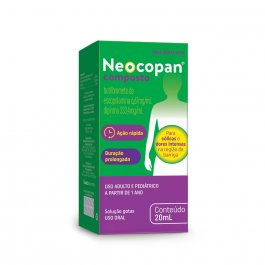NEOCOPAN COMPOSTO SOLUCAO 20 ML