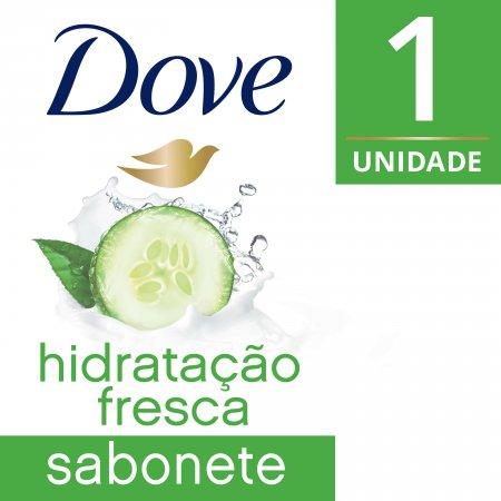 Sabonete Dove Go Fresh Hidratação Fresca
