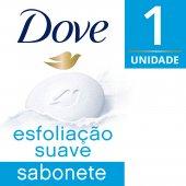 Sabonete Dove Esfoliação Suave