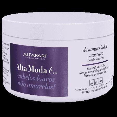 ALTA MODA MASCARA DESAMARELADORA 300ML