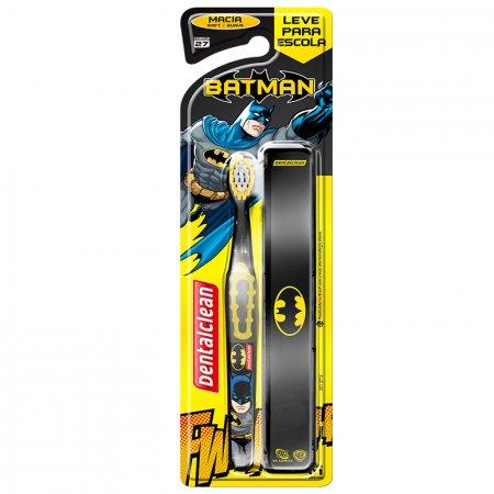 Escova Infantil DentalClean Batman Macia