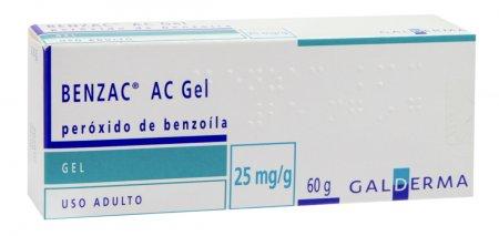 Benzac AC 25mg/g
