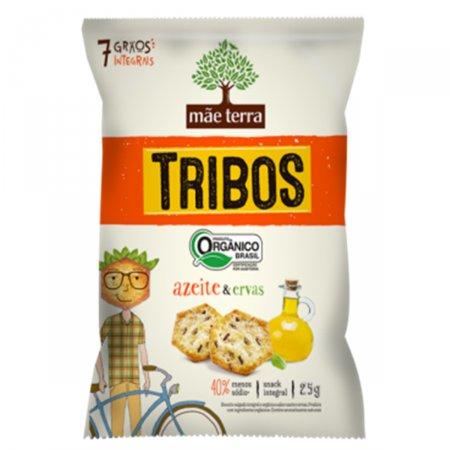 Biscoito Orgânico de Azeite e Ervas