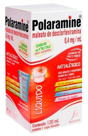 Polaramine 0,4 mg