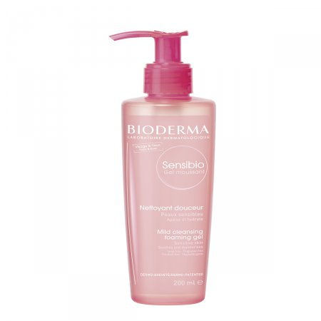 Sensibio Gel Moussant Bioderma
