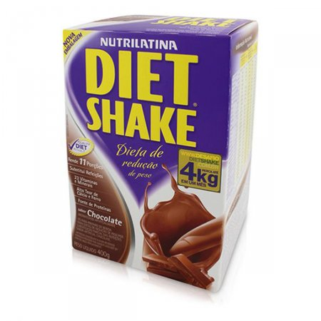 Diet Shake Chocolate