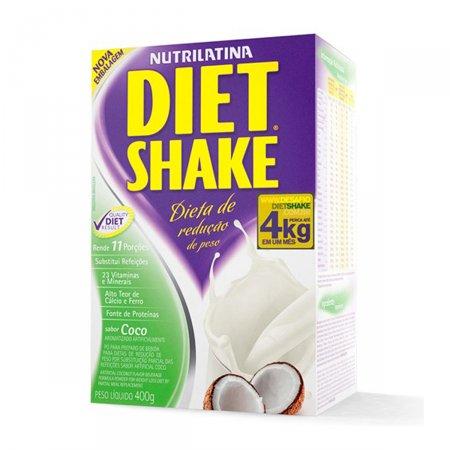 DIET SHAKE COCO 400 G